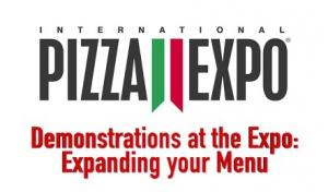 Demonstrations At The Expo Expanding Your Menu