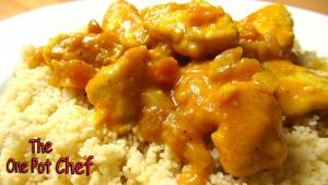 Apricot Chicken Curry One Pot Chef