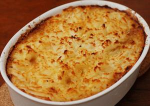 Shepards Pie With Red Wine Vinegar