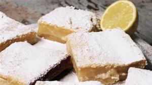 How To Make Lemon Curd Shortbread 1005847 By Videojug