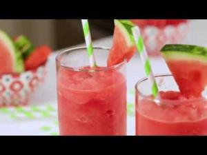Frozen Watermelon Daiquiri 1018096 By Relish
