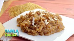 Lapsi Fada Ni Lapsi Gujarati Broken Wheat Dessert 1018832 By Tarladalal