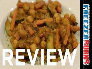 Seven Spoons Moroccan Chickpea Tagine Video Review