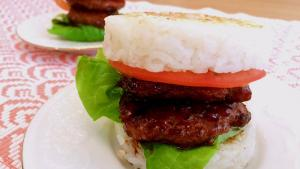 The Best Teriyaki Rice Burger Holiday Food Photo Contest 1019726 By Cicisfoodparadise