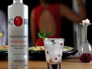 Score Vodka Review