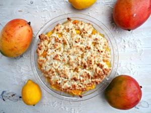 Dessert Recipe Mango Cobbler 1017684 By C 4 Bimbos