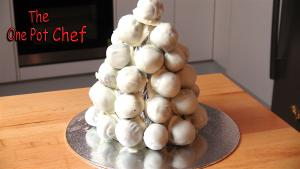 White Chocolate Christmas Truffle
