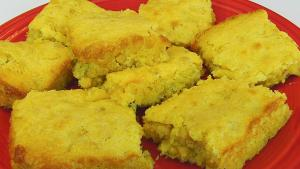 Bettys Corn And Peppers Cornbread