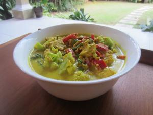 Indonesian Yellow Curry