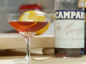 Classic Negroni Cocktail Recipe Legourmettv