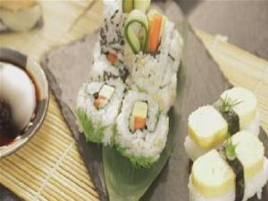 How To Make Vegetarian Sushi
