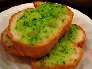 Buttery Garlic Bread