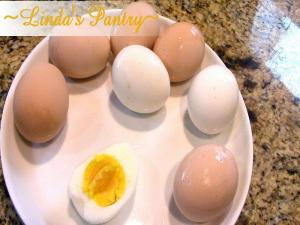 Hard Boiled Eggs In The Power Pressure Cooker