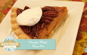 Pumpkin Maple Pecan Pie 1019406 By Healthyvoyager
