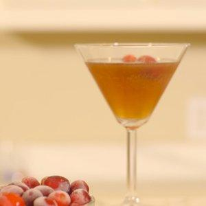 Cranberry Holiday Cocktails