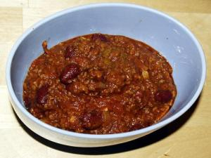 Quick And Easy Chili Con Carne