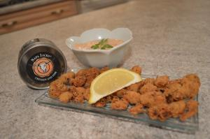 How To Cook Napa Jacks Deep Fried Cajun Clams Cocktail Remoulade