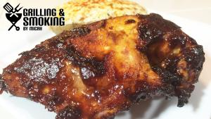 Smoked Bbq Chicken
