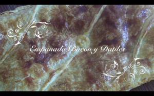 Empanada De Bacon Y Datiles Empanada De Datiles Y Bacon Empanada Con Datiles Chef De Mi Casa 1019846 By Chefdemicasa