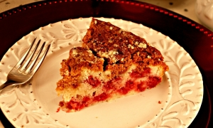Mothers Day Rasberry Coffee Cake