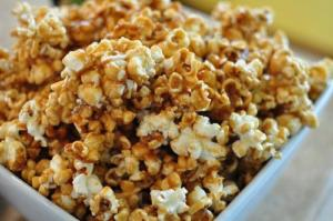 California Popcorn Brittle