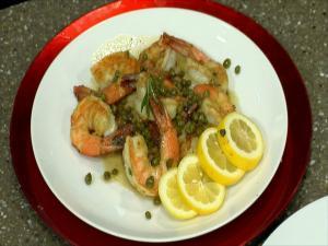 Seafood Spiedino