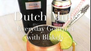 Cocktail Recipe Dutch Mule 1018187 By C 4 Bimbos