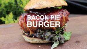 Bacon Pie Burger 1016087 By 0815 Bbq