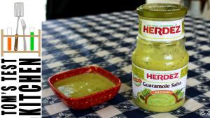 Salsa Review Herdez Guacamole Salsa 1016853 By Tdjtx