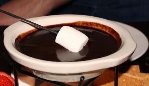 Chocolate Fondue Sauce