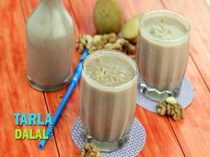 Chickoo Choco Soya Milkshake