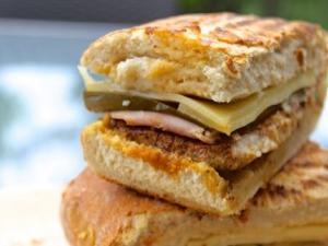 Cuban Inspired Sandwiches