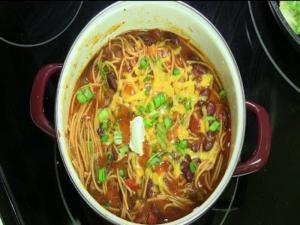 One Pot Chilighetti