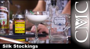 Silk Stockings Cocktail