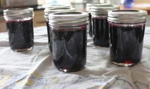 Grape Preserves