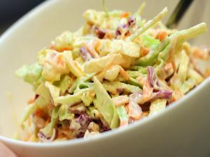 Coleslaw Recipe Just 6 Ingredients