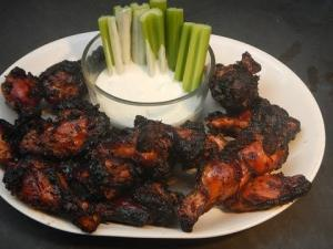 Jerk Marmalade Wings