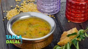 Gujarati Toovar Dal 1015254 By Tarladalal