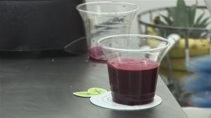 How To Prepare Beetroot Juice 1009596 By Videojug