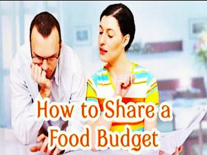 How To Share A Food Budget