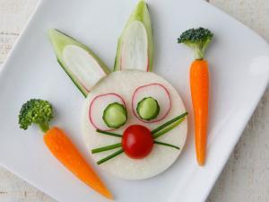 Veggie Bunnies 1