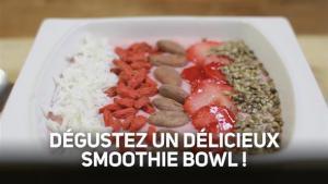 Recettes En 60 S Un Smoothie Bowl La Fraise 1017641 By Zoomintvfrench