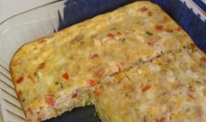 Jalapeno Bacon Corn Bread