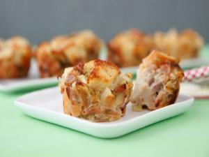 Apple Sausage Stuffing Bites 2