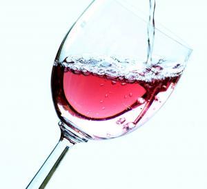 Rose Wine Cooler