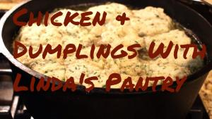 Dutch Oven Chicken And Dumplings 1018945 By Lindaspantry