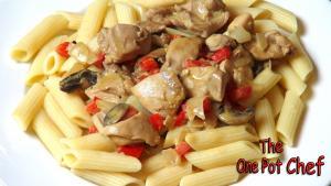 Creamy Chicken Paprika One Pot Chef