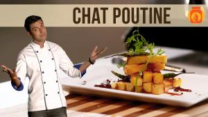 Chaat Poutine French Fries With A Twist Recipe By Ranveer Brar 1016872 By Beingindiansawesomesauce