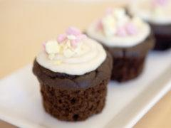 Black Bean Chocolate Cupcakes