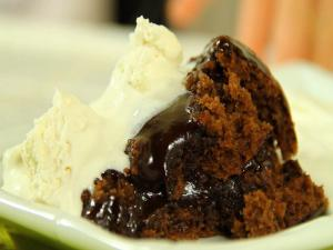 Chocolate Pudding Cake